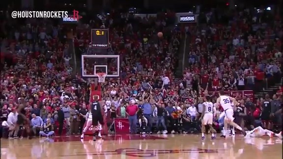 Rockets Awards: Gerald Green Buzzer Winner