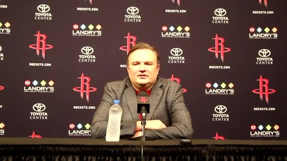 Interview: Daryl Morey, 2018 NBA Draft