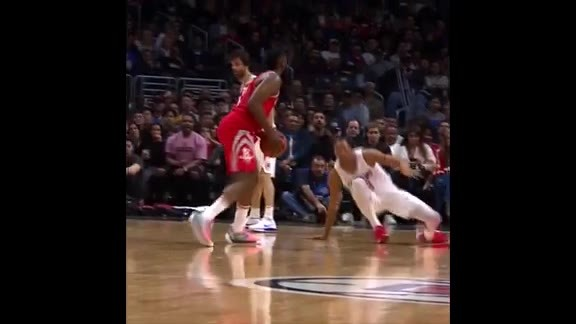 Harden's Epic Crossover