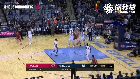 Highlights: Harden 23PTS vs. Grizzlies