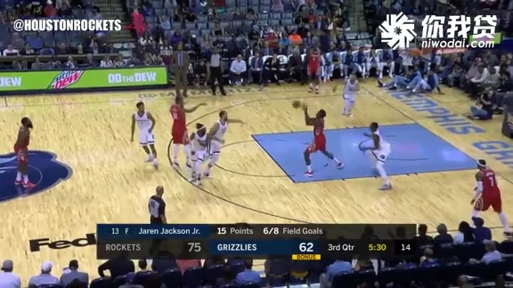 Highlights: Capela 12PTS vs. Grizzlies