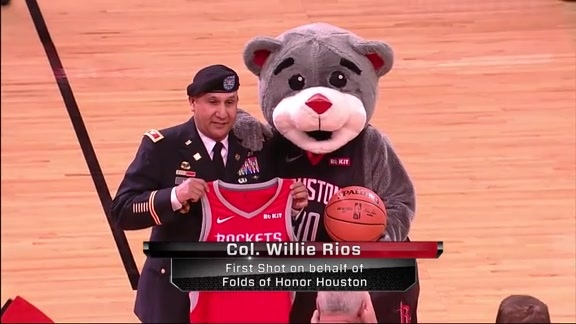 11/11/2018 First Shot - Colonel Willie Rios
