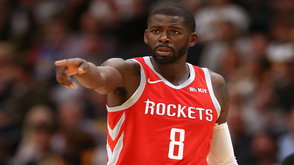 24 Seconds - James Ennis