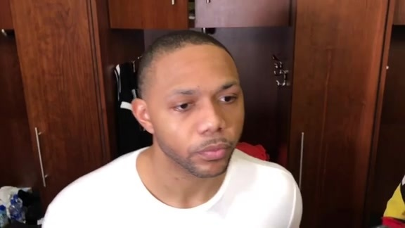 Postgame Interviews: Eric Gordon 1-19-19