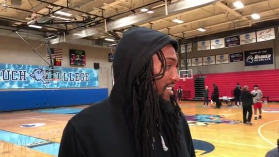 Practice 1/22/19: Kenneth Faried