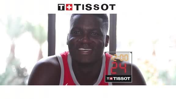 24 Seconds with Clint Capela