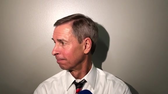 Postgame Interviews: Jeff Bzdelik 4-9-19
