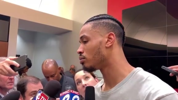 Postgame Interviews: Gerald Green 5-10-19