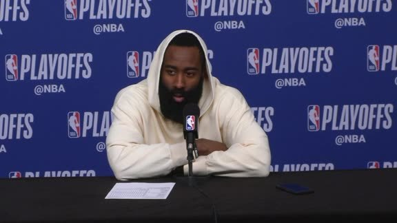 Postgame Interviews: James Harden 5-10-19