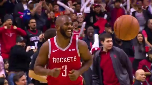 Plays of the Year 2018-19: Chris Paul
