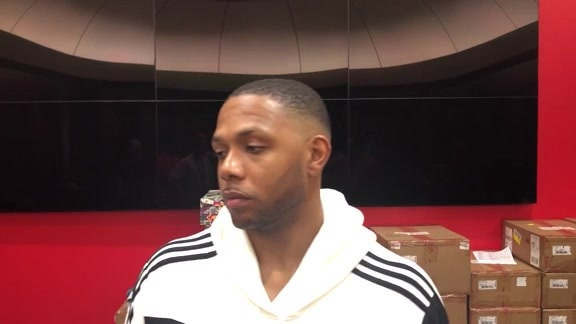 Postgame Interviews: Eric Gordon 10-16-19