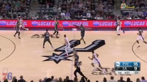 State Farm Assist of the Game | vs Spurs (01.26.18)