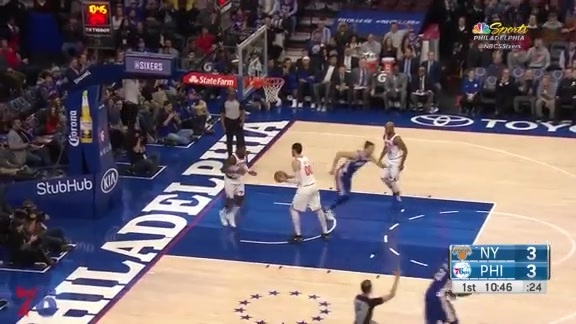 Highlights | Dario Saric vs Knicks (02.12.18)