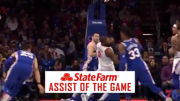 State Farm Assist of the Game | vs Knicks (02.12.18)