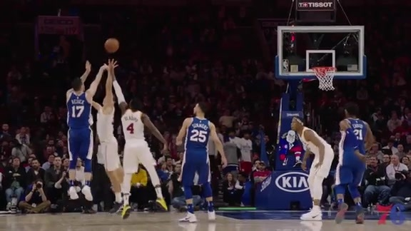 Game Film | 76ers vs Pacers (03.13.18)