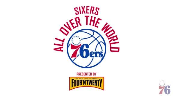Sixers All Over the Wold | February