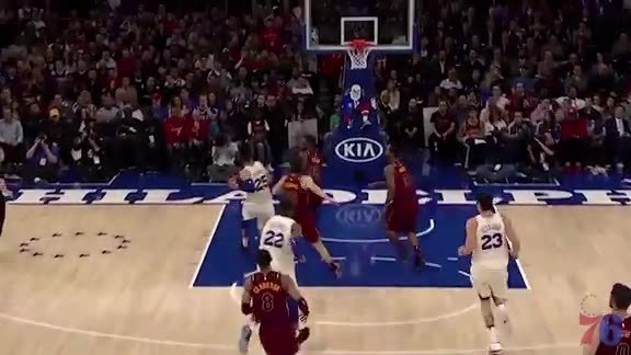 State Farm Assist of the Game | vs Cavaliers (04.06.18)