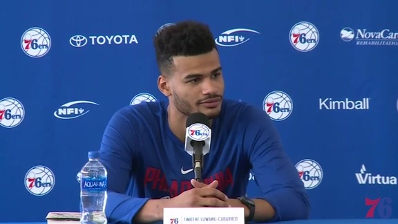 Exit Interviews 2018 | Timothé Luwawu-Cabarrot