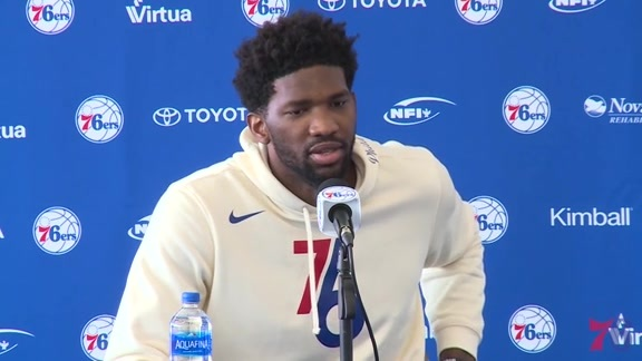 More to Do - Embiid