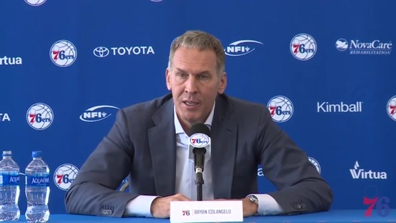 More to Do | Colangelo on Bolden