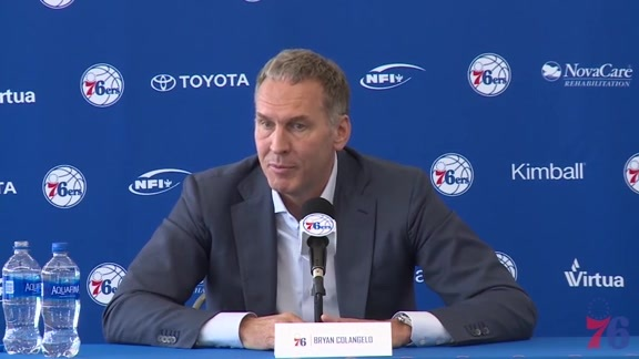 More to Do   Colangelo on Brown