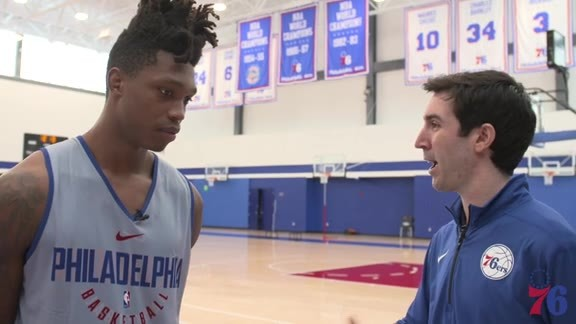 1-on-1 With Lonnie Walker