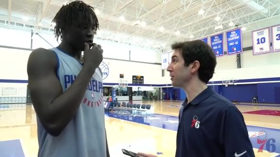 1-on-1 With Wenyen Gabriel
