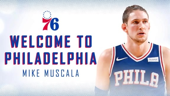 2017-18 Highlights | Mike Muscala