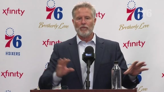 Postgame | Brett Brown vs Magic (10.20.18)
