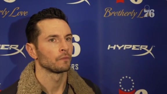 Postgame | JJ Redick vs Magic (10.20.18)