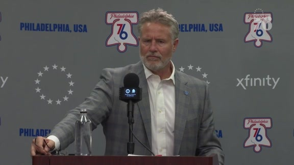 Postgame | Brett Brown vs Hornets (11.9.18)