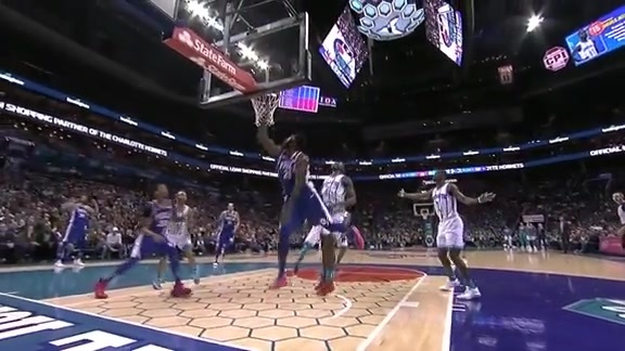 Joel Embiid | Highlights vs Charlotte Hornets (11.17.18)