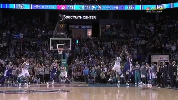 Highlights | Win vs Charlotte Hornets (11.17.18)Highlights