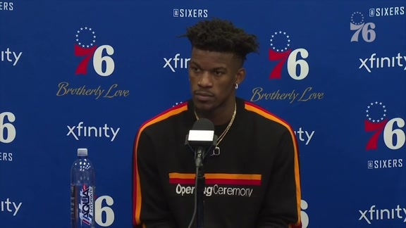 Jimmy Butler | Postgame vs Suns (11.19.18)
