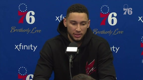 Ben Simmons | Postgame Media Availability vs Phoenix (11.19.18)