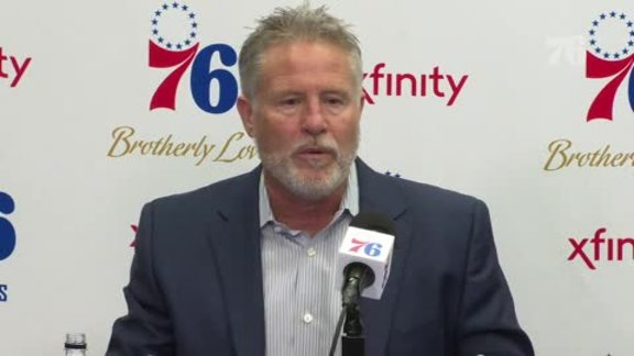 Brett Brown | Postgame vs Grizzlies (12.2.18)