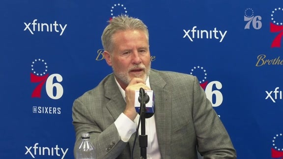 Brett Brown | Postgame vs Pistons (12.10.18)