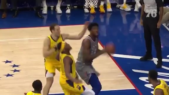 Joel Embiid | Highlights vs Indiana Pacers (12.14.18)