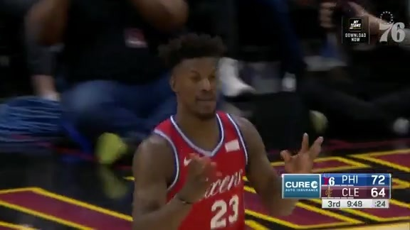 Jimmy Butler | Highlights vs Cleveland Cavaliers (12.16.18)