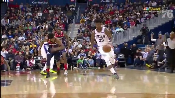 Jimmy Butler | Highlights vs Washington Wizards (1.9.19)