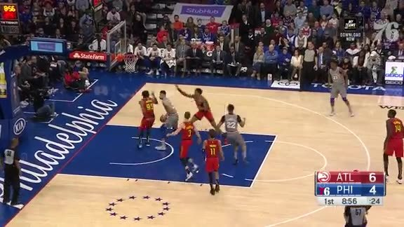 Highlights vs Atlanta Hawks (1.11.19)