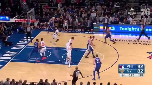 State Farm Assist of the Night (1.13.19)