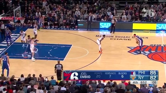 Ben Simmons | Highlights vs New York Knicks (1.13.19)