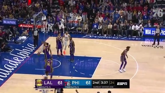 Highlights vs Los Angeles Lakers (2.10.19)