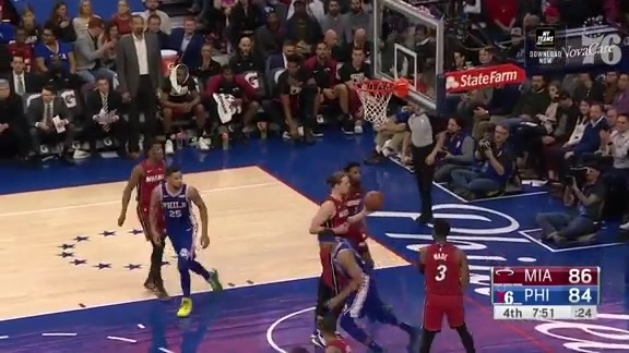 Tobias Harris | Highlights vs Miami Heat (2.21.19)