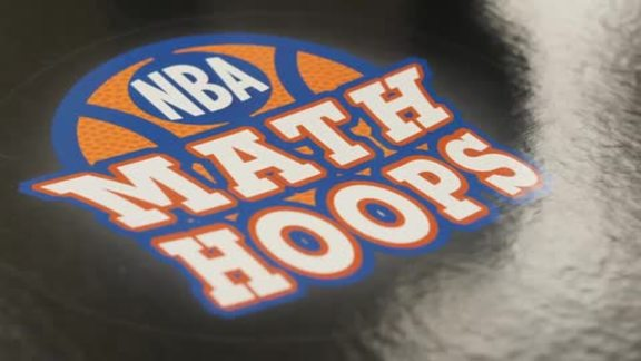 Math Hoops Presented by TD Bank