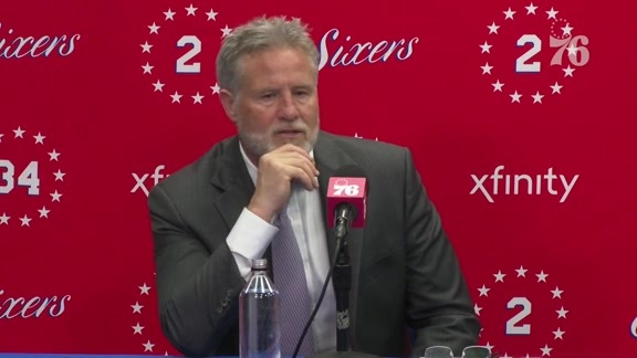 Brett Brown | Postgame vs Kings (3.15.19)