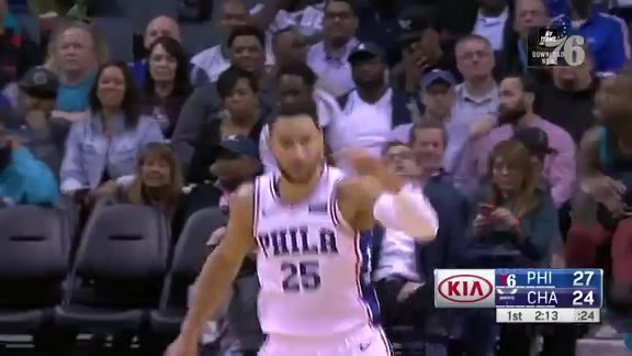Ben Simmons | Highlights vs Charlotte Hornets (3.19.19)