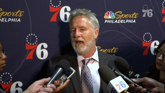 Brett Brown | Postgame vs Hornets (3.19.19)