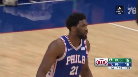 Joel Embiid | Highlights vs Boston Celtics (3.20.19)